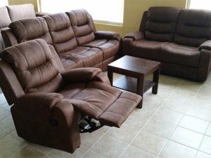 Buffalo 3-2-1 Relax ülőgarnitúra