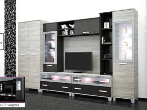 Dubai 310/355 szekrénysor