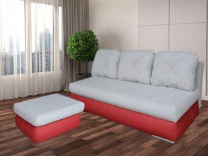 Rosso II kanapé + Fotel (feláras)