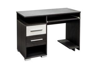 Komfort / Golden 2 fiókos számítógépasztal