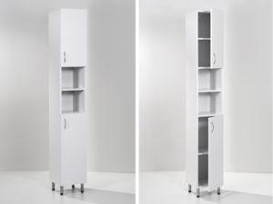 Light 30 álló fürdőszoba szekrény (LB30)