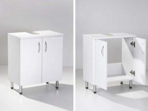 Light 50 mosdó alatti fürdőszoba szekrény (LB50MA)