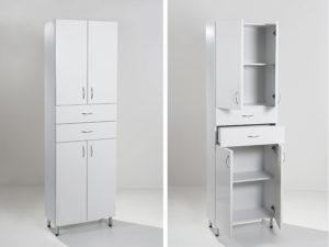 Standard 60F2 álló szekrény (SB60F2)