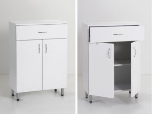 Standard K60F fürdőszobai alsó szekrény (SK60F)