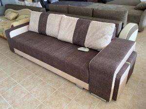 Alka kanapé + 2 puff (raktáron)